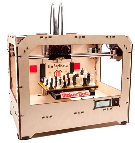 Kenties joskus tulevaisuudessa printataan ruokaa astronauteille, tulostetaan taloja tai kokonaisia lentokoneitakin. Sellainen on kuitenkin hyvin kaukana siitä, mihin parhailla teollisilla 3d-tulostimilla nykyään pystytään.