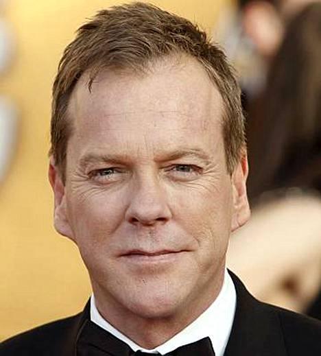 Jack Bauer toimii oikeuden puolesta, mutta hänen esittäjänsä Kiefer Sutherland lähinnä ravaa oikeuden edessä.