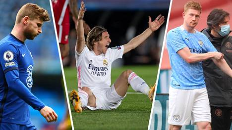Chelsean, Real Madridin ja Manchester Cityn tie Mestarien liigassa saattaa päättyä äkillisesti.