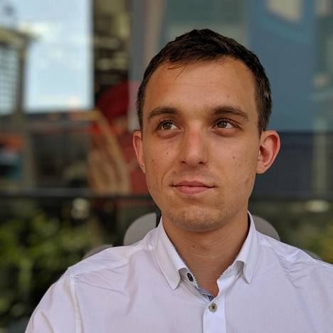 Ben Goldhaber, 31, on Jukedin perustaja. Hän oli mukana perustamassa Twitchiä, joka on nykyisin pelaamisen suurin suoratoistopalvelu.