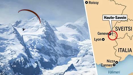 Le Monden mukaan agenttien liikkeistä on saatu selville muun muassa paikkoja, joissa he yöpyivät ja tekivät ostoksia Ranskan Alpeilla. Yksi tukikohdista oli Chamonix'n talviurheilukeskus.