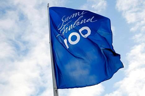 Suomi 100-hankkeen 12-jäseninen hallitus käsittelee tukihakemukset.