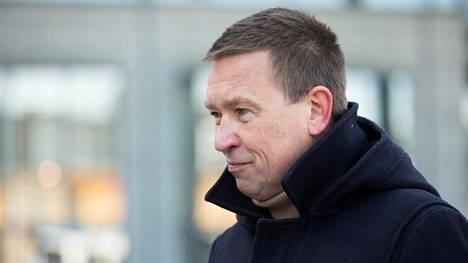 Tom Packalén on tiettävästi ensimmäinen kansanedustaja, joka on saanut koronavirustartunnan.