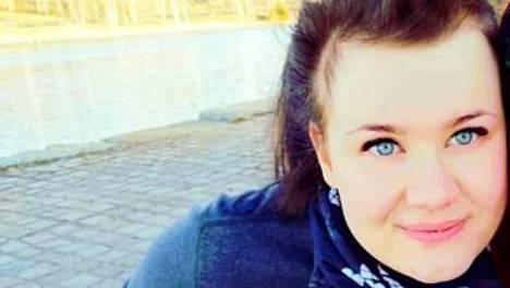 Kadonnut Krista Laiho on syntynyt vuonna 1992.
