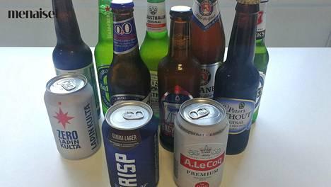Testissä 11 alkoholitonta olutta marketista – joukosta löytyi kelpo saunakalja