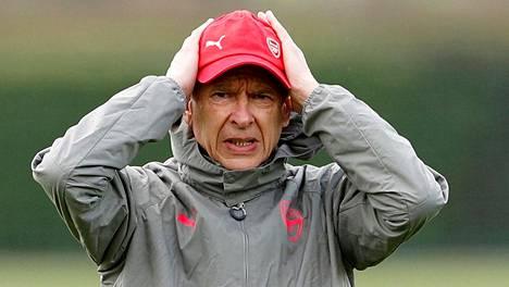Arsène Wenger jättää Arsenalin.