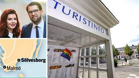 Ruotsidemokraatit nousivat valtaan ruotsalaiskunnassa.