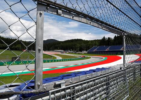 Red Bull Ringin täyttää korvia huumaava meteli huomenna perjantaina. Formula 1 palaa takaisin!