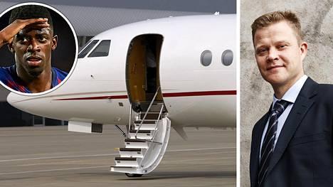 Suomalainen skalpellimestari on urheilutähtien suursuosiossa – Turun lentokentällä nähty niin Agnellien kuin Putinin yksityiskone