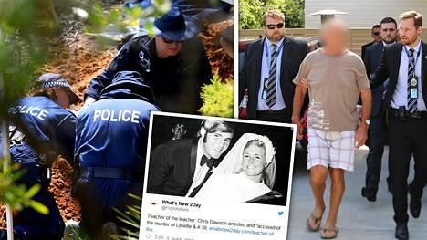 Chris Dawson, 70, pidätettiin keskiviikkona Queenslandissa. Oikeuden eteen hän joutuu Uuden Etelä-Walesin osavaltiossa.