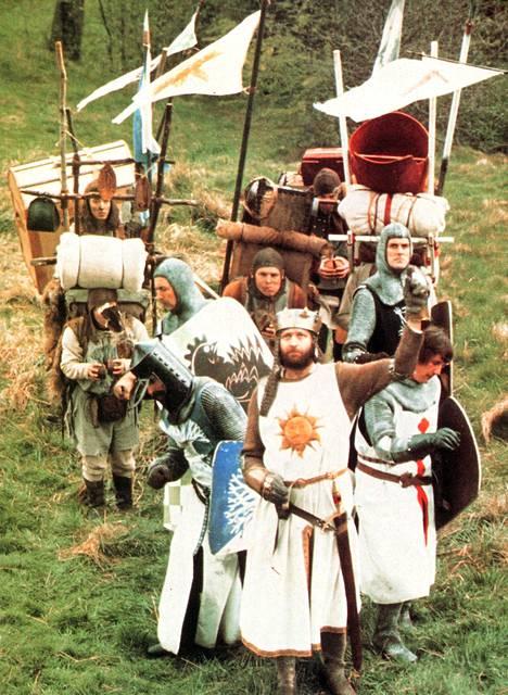 Monty Python – Elämän tarkoitus.