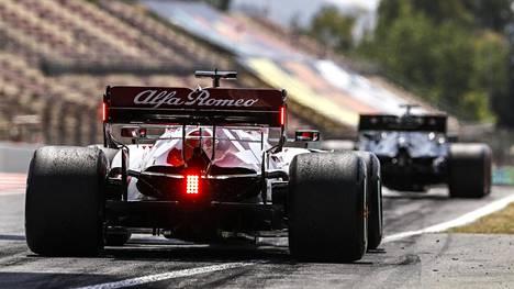 Circuit de Catalunya ei ole kuljettajien suosiossa.