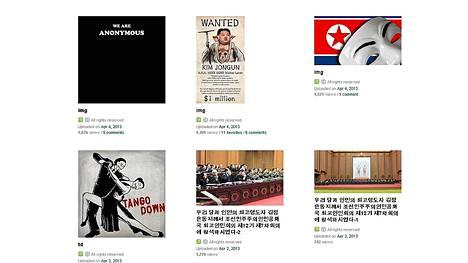 Uriminzokkirin Flickr-sivun sisältö vaihtui puolueotoksista hakkerien kuviin.