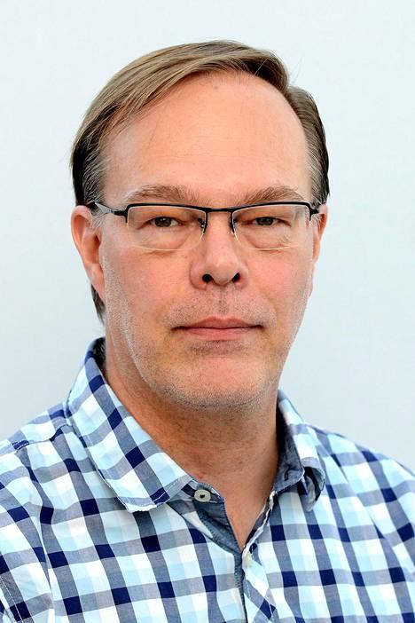 Ilmatieteen laitoksen erikoistutkija Heikki Tuomenvirta on mukana Suomen IPCC-työryhmässä.
