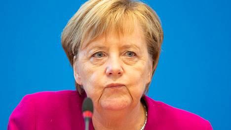 Angela Merkelin uskotaan haluavan jatkaa liittokanslerina.
