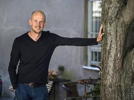 –Minulla on oma mahdollisuus vaikuttaa tähän uuteen rooliin. Haluaisin sen myös näkyvän, Petri Pasanen sanoo.