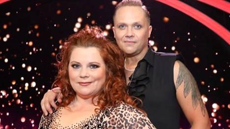 Kiti Kokkonen ja Marko Keränen onnistuivat erinomaisesti syksyn ensimmäisessä suorassa Tanssii tähtien kanssa -lähetyksessä.