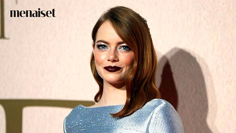 Näyttelijä Emma Stone.