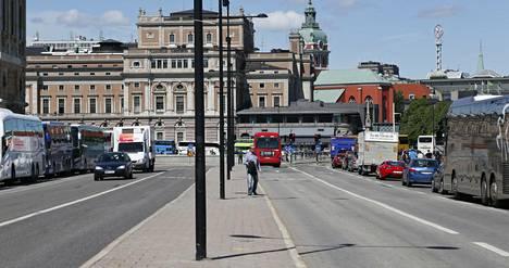 Ruotsi luopui autoverosta kesällä 1996.