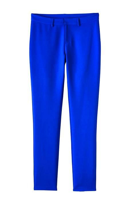 Siniset suorat housut 14,99 €.