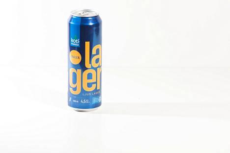 Kotimaista Vaalea lagerolut on S-ketjun yksi myydyimmistä.