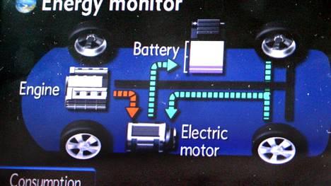 Sähkö- ja hybridiautoissa on normaalin 12V akun ohella myös niin sanottu ajoakku. Nyt nekin pääsevät aiempaa järjestelmällisemmän kierrätyksen piiriin.