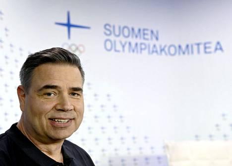 Mika Lehtimäki soitti henkilökohtaisesti Antti Ruuskaselle olympiapaikan kohtalon ratkettua.