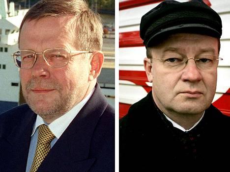 Antti Lagerroos ja Henri Kuitunen.