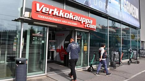 Verkkokauppa arvioi liikevaihdon olevan kuluvana vuonna 500–550 miljoonan euron välillä ja liiketuloksen odotetaan olevan 11–17 miljoonan euron välillä.