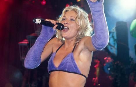 Carlson kuvattuna vuonna 1996.