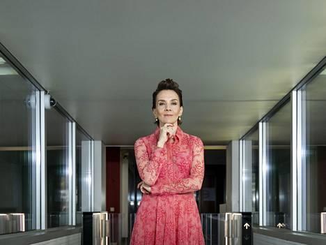 Maria Veitola näännytti nuorempana itsensä sairaalakuntoon.