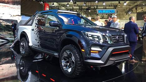 IS Hannoverissa: Nissan panostaa peräkärryn vetämiseen – tällainen on uusi konseptimalli