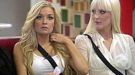 Johanna ja Katarina.