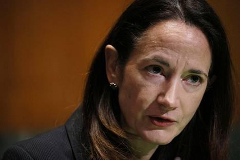 Avril Haines nimitettiin kansallisen tiedustelun johtajaksi.
