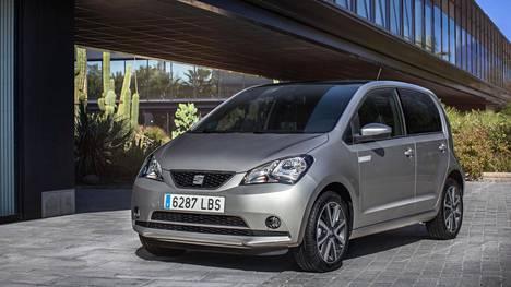 Suomen halutuin sähköauto tällä hetkellä: Seat Mii electric.