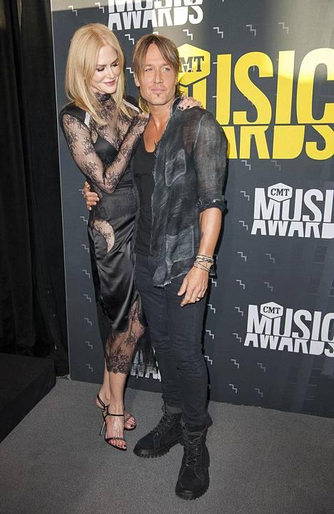 Kidman ja Urban avioituivat vuonna 2006.