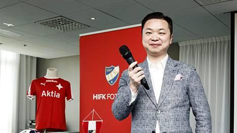Entisen pelaaja-agentin Lucas Chang Jinin taival helsinkiläisessä HIFK:ssa jäi puolentoista vuoiden mittaiseksi.