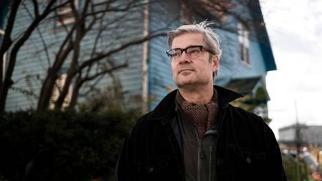 Jukka Savolainen toimii sosiologian professorina Waynen valtionyliopistossa Yhdysvalloissa.