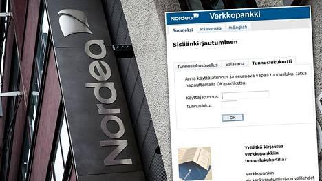 Nordean verkkopankin yhteydessä käytettävät paperiset tunnuslukukortit jäävät historiaan ensi vuoden aikana.