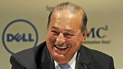 Carlos Slim rikastui entisestään.