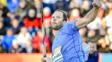 Tero Pitkämäki lopettaa loisteliaan uransa.