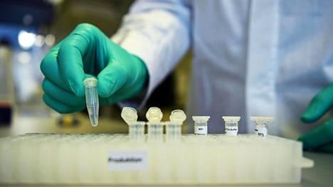 Rokotetutkimus on kallista ja vaikeaa, sillä virukset ovat hankalia vastustajia. Kuva saksalaisesta CureVac-yhtiöstä Tübingenissä.