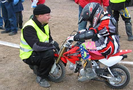Tapahtumassa on mahdollisuus kokeilla muun muassa motocrossia, enduroa ja trialia.