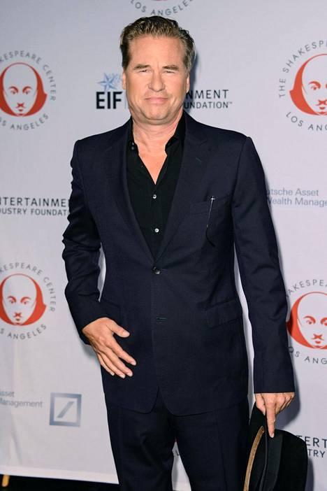 Vuonna 2013 Val Kilmer näytti tältä.