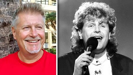 """Ari Klem, 55, voitti Syksyn Sävelen 1989 kappaleella """"Pieni ystäväin"""" (kuva oik.)."""