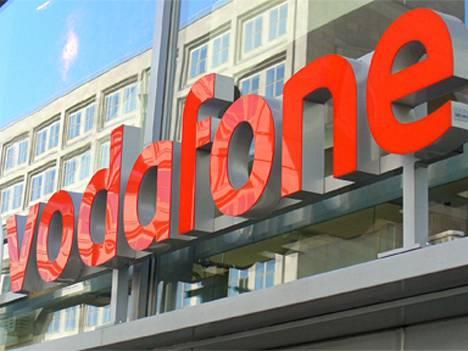 Vodafonen kaistavuokra Britanniassa kolminkertaistuu 50 miljoonaan puntaan.
