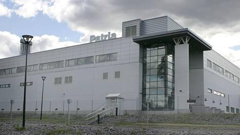 Patrian tehdas Jämsässä