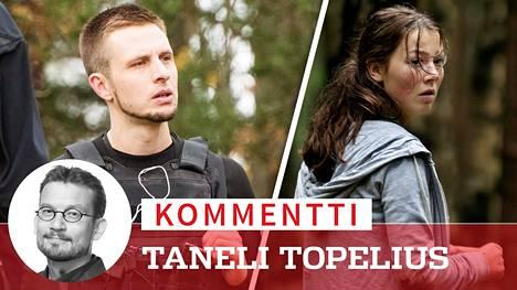 Netflixin elokuva 22 July nostaa toiseksi päähenkilöksi joukkomurhaaja Anders Breivikin (Anders Danielsen Lie). Norjalainen jännitysdraama U – July 22 on rajattu nuoren Kajan (Andrea Berntzen) näkökulmaan.