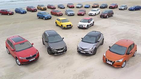 Maailman merkittävin autojen koeajo toteutetaan vuosittain piskuisessa tanskalaisessa kylässä. Tästä joukosta valitaan Vuoden auto Euroopassa.