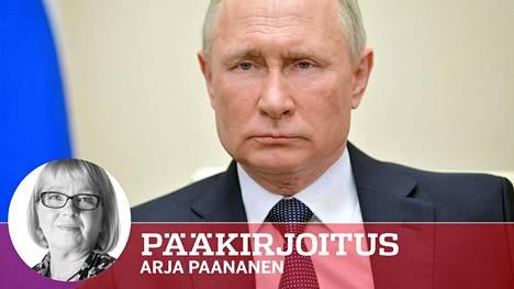Vladimir Putin piti venäläisille torstaina jo toisen tv-puheen reilun viikon sisällä.